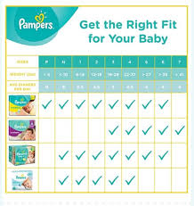 3 Month Size Chart Pampers Size Chart Diaper Sizes Baby Information Baby Time