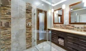 natural stone veneers used in bathroom shower walls faux wall panels made of pvc showers