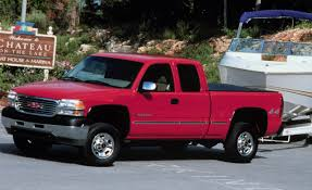2001 Chevrolet Silverado and GMC Sierra HD | First Drive Review ...