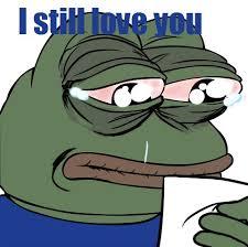sad frog meme | Tumblr | Make me laugh | Pinterest | Frogs, Meme ... via Relatably.com