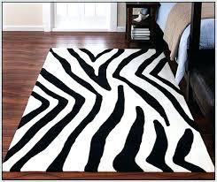 zebra print rug rugs brown images grey animal