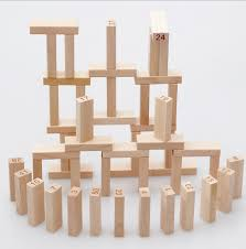 How To Play Tumbling Tower Wooden Block Game Baby Tumbling Tower Toys Jenga Board Team Game Toy Wood Building 11