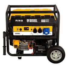 <b>Генератор бензиновый Denzel PS</b> 70 EA 946894 — купить в ...
