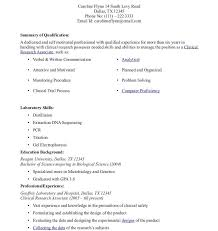 Brilliant Ideas Of Cover Letter For Research Assistant Clinical