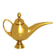 Katie Valiants Aladdins Magic Genie Lamp By 10katieturner On