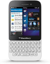 Blackberry Q5 Sqr100-2 Eu Azerty White ...