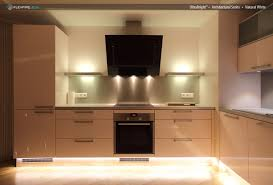 ... Gallery Of Under Kitchen Cabinet Lighting Best On Small Home Decoration  Ideas ...