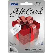 card 50 vanilla visa gift use anywhere activated no fees after purchase 1 of 1