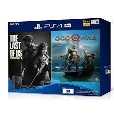 Máy chơi game Sony PS4 Pro 1TB OM Bundle CUH-7218B OM