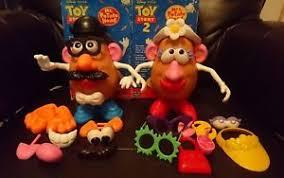 mr potato head toy story 2. Exellent Toy Image Is Loading DISNEYTOYSTORY2MRANDMRSPOTATO And Mr Potato Head Toy Story 2 I