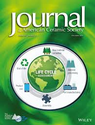 Journal of the American Ceramic Society : Vol <b>33</b> , No <b>1</b>