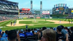 Guaranteed Rate Field Section 128 Home Of Chicago White Sox