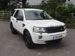 Land Rover Freelander 2 2.2 TD4 GS 5dr Estate Diesel White | Land ...