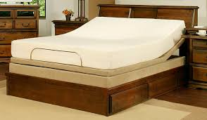 Can I use my adjustable bed with a drawer pedestal?