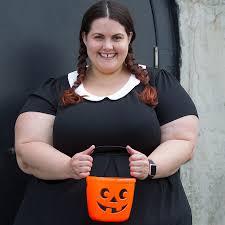 plus size wednesday addams costume halloween costume wednesday addams this is meagan kerr