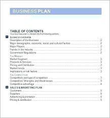 Startup Business Plan Sample Business Plan Microsoft Template Chanceinc Co