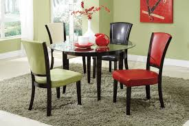 furniture of america havana round dining table. full size of kitchen:beautiful glass dining table round room chairs target furniture america havana