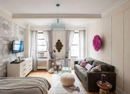 Small Apartment Decorating - Modern studio apartment design layouts