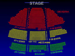 Belasco Theater Seating Chart Belasco Theatre Group Broadway Seating Chart History Info