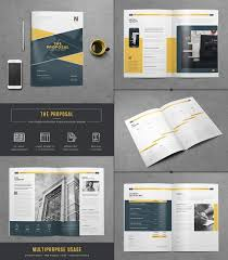 Proposal Template Free 24 Best Business Proposal Templates For New Client Projects 16