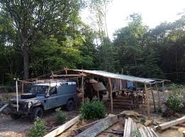 jul 17 gimme shelter building a simple woodland shelter by rich