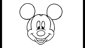 Come Disegnare Topolino Disney Youtube