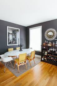 gray and yellow furniture. Trendy Color Duo 20 Dining Rooms That Serve Up Gray And Yellow Furniture