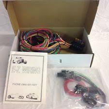 street rod wiring harness ez wiring 21 circuit mini fuse universal hot rod street rod harness