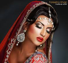 fareeha khan asian bridal makeup artist slough london fareehakhan co uk