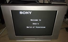 sony wega crt tv. picture 1 of 11 sony wega crt tv 4