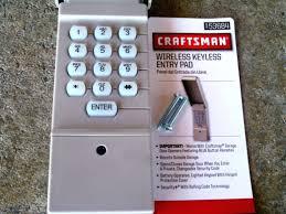 wireless keypad garage door opener not working backyards how