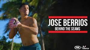 Jose Berrios takes us to Puerto Rico ...