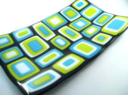 fused glass plates glass fusing ideas stacked fused glass plate glass art by tags glass plate