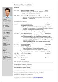 What Is A Resume 6 How To Write Cv Nardellidesign Com