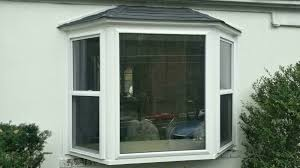 double hung window exterior