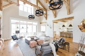 Transitional Modern Farmhouse Interiors. Transitional Modern Farmhouse  Interior Design Ideas. Transitional Modern Farmhouse Interior