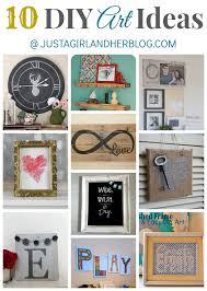 Diy Art 10 Inspiring Diy Art Ideas