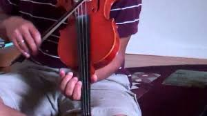 Carnatic Violin Fingering For Hechusthayi Youtube