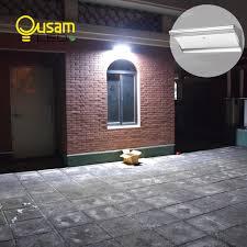 superb exterior house lights 4. Super Bright 60 LED 1100 LM Solar Radar Motion Sensor Light 4 Modes Outdoor Garden Wall Superb Exterior House Lights N