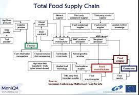 Supply Chain Flow Chart Supply Chain Process Flow Chart Bedowntowndaytona Com