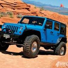 4 door electric blue convertible or not jeep wrangler you are going to be my baby someday