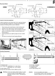 airtronic d2 d4 espar installation troubleshooting parts manual when not using return ducting use a protective air intake grille on air inlet side