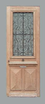 french oak iron entryway a10530