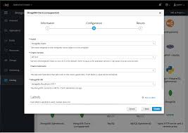Openshift Template Mongodb Charts Jack Alder