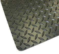diamond plate rubber mat. Fine Diamond Diamond Plate Runner Mats On Rubber Mat D
