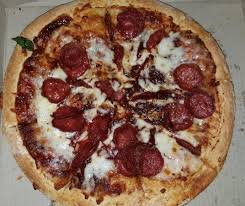 Garlic Bread Pizza Picture Of Dominos Pizza Bathurst Tripadvisor
