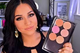 makeup geek blush review swatches