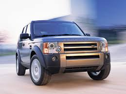 2005 Land Rover LR3 / Discovery 3 - Front - Speed - 1024x768 Wallpaper
