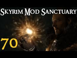 Skyrim Mod Sanctuary 70 : Race Menu Body Tattoos, CharGen ...