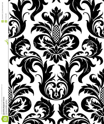 Damask Pattern Free Royalty Free Stock Photo Vector Seamless Floral Damask Pattern Image